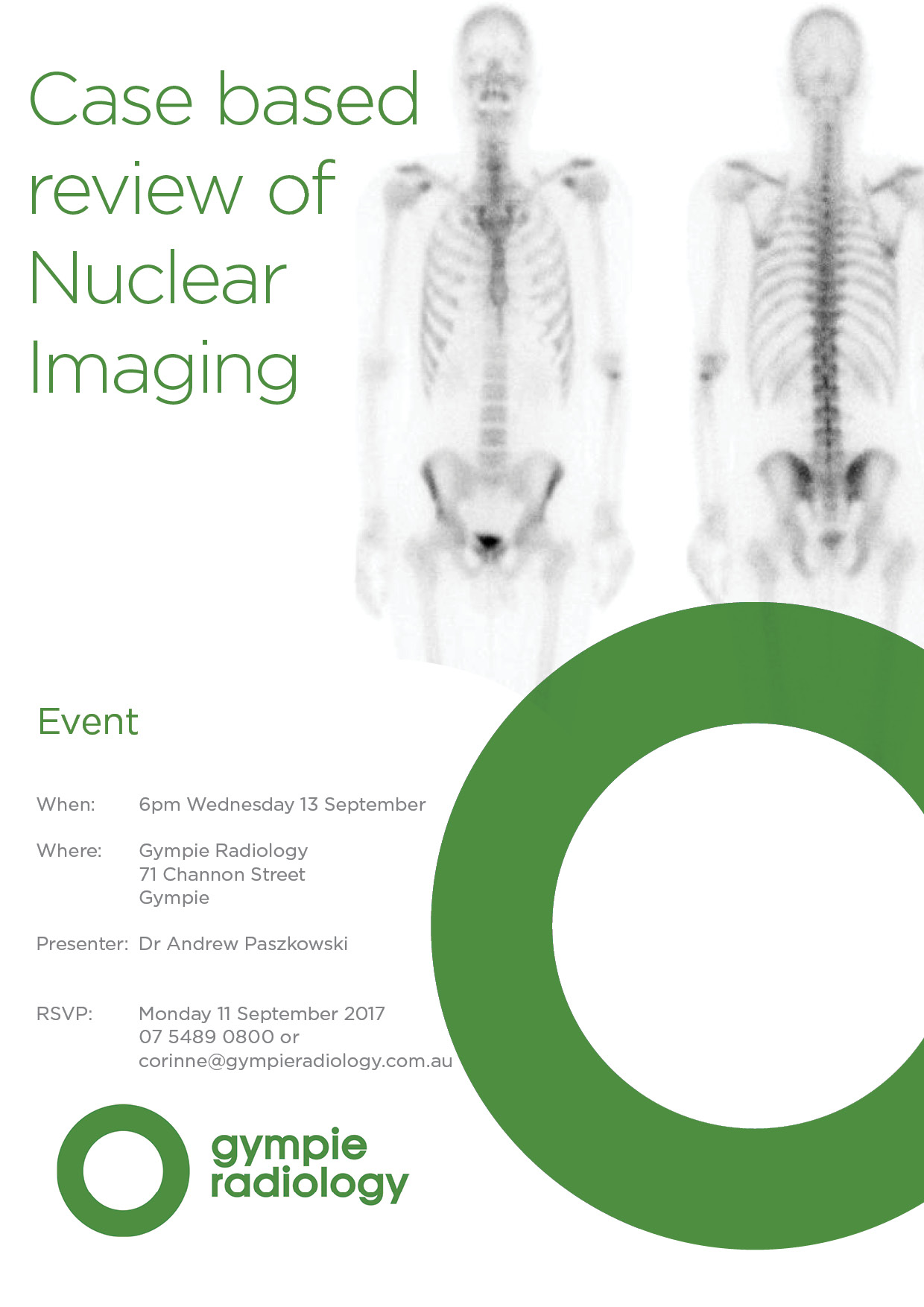 Case based review of Nuclear Imaging